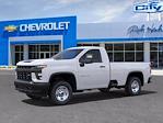 2021 Chevrolet Silverado 2500 Regular Cab 4x2, Pickup #CM73448 - photo 3