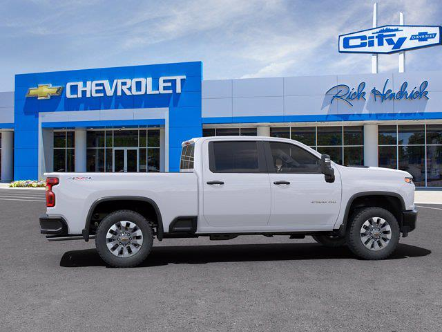 2021 Chevrolet Silverado 2500 Crew Cab 4x4, Pickup #CM74344 - photo 5