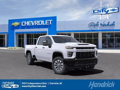 2021 Chevrolet Silverado 2500 Crew Cab 4x4, Pickup #CM74344 - photo 1