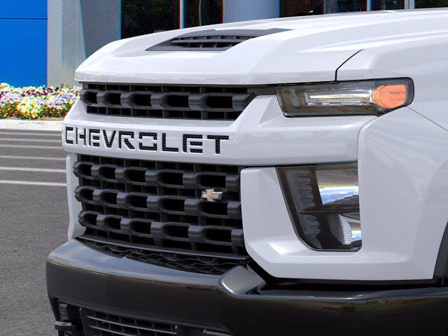 2021 Chevrolet Silverado 2500 Crew Cab 4x4, Pickup #CM74350 - photo 11