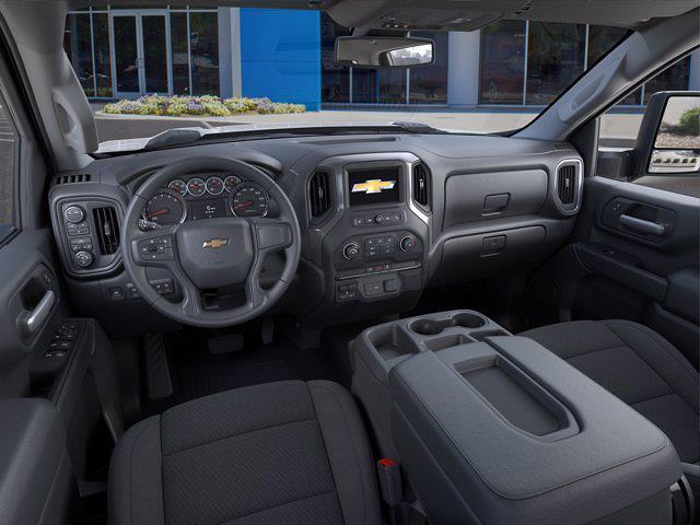 2021 Chevrolet Silverado 2500 Crew Cab 4x4, Pickup #CM74350 - photo 12