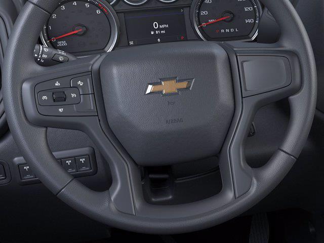 2021 Chevrolet Silverado 2500 Crew Cab 4x4, Pickup #CM74350 - photo 16