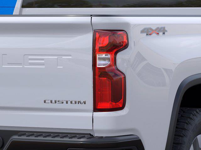 2021 Chevrolet Silverado 2500 Crew Cab 4x4, Pickup #CM74350 - photo 9