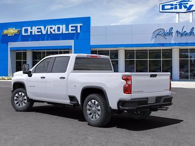 2021 Chevrolet Silverado 2500 Crew Cab 4x4, Pickup #CM74350 - photo 4