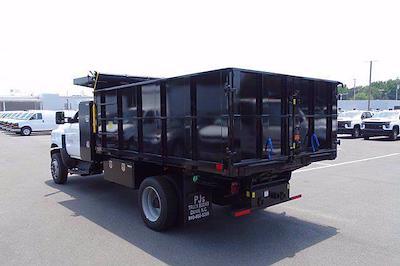 2021 Chevrolet Silverado 5500 Regular Cab DRW 4x4, PJ's Landscape Dump #CM74932 - photo 3