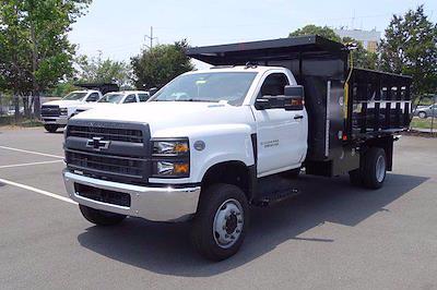 2021 Chevrolet Silverado 5500 Regular Cab DRW 4x4, PJ's Landscape Dump #CM74932 - photo 5