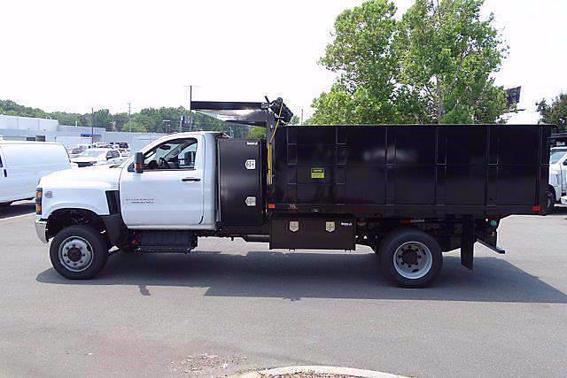 2021 Chevrolet Silverado 5500 Regular Cab DRW 4x4, PJ's Landscape Dump #CM74933 - photo 3