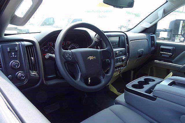 2021 Chevrolet Silverado 5500 Regular Cab DRW 4x4, PJ's Landscape Dump #CM74933 - photo 5