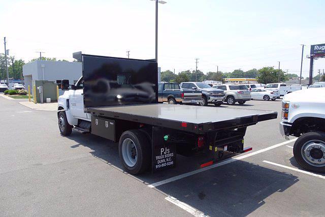 2021 Chevrolet Silverado 4500 Regular Cab DRW 4x2, PJ's Platform Body #CM75180 - photo 3