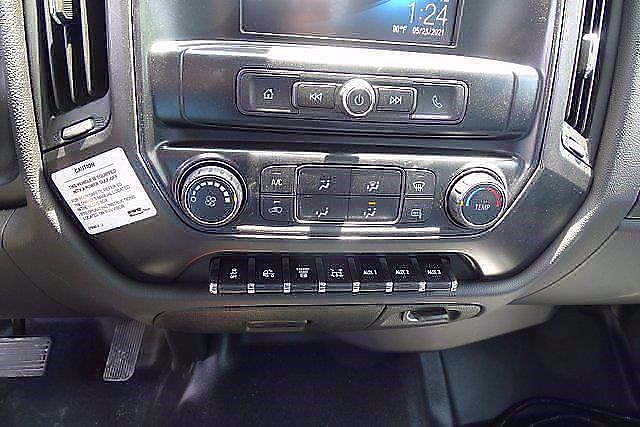 2021 Silverado 5500 Regular Cab DRW 4x2,  PJ's Truck Bodies Landscape Dump #CM75181 - photo 17