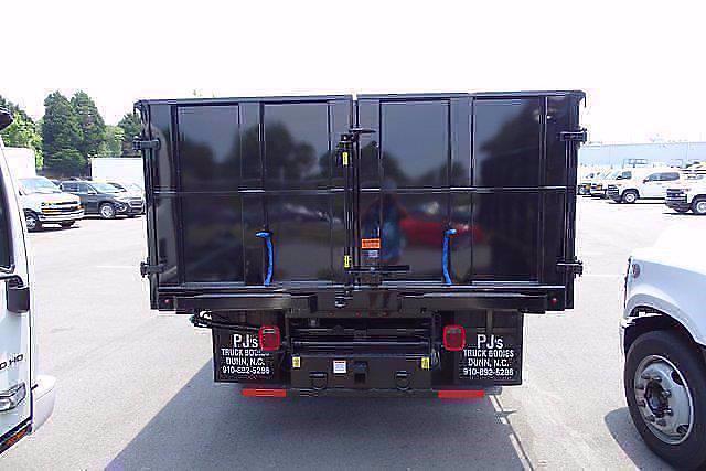2021 Silverado 5500 Regular Cab DRW 4x2,  PJ's Truck Bodies Landscape Dump #CM75181 - photo 2