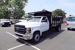 2021 Chevrolet Silverado 5500 Regular Cab DRW 4x2, PJ's Landscape Dump #CM75181 - photo 3