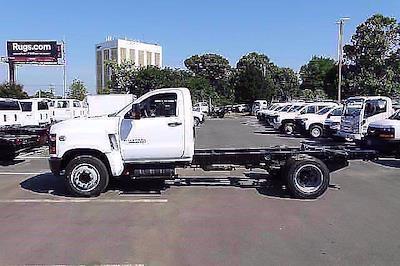 2021 Chevrolet Silverado 4500 Regular Cab DRW 4x2, Cab Chassis #CM75183 - photo 4