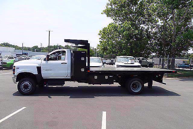 2021 Silverado 5500 Regular Cab DRW 4x4,  PJ's Truck Bodies Landscape Dump #CM75630 - photo 5