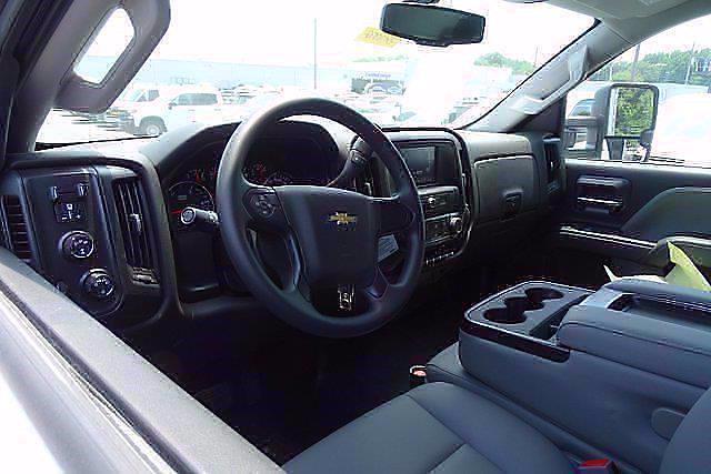 2021 Chevrolet Silverado 5500 Regular Cab DRW 4x4, PJ's Landscape Dump #CM75630 - photo 8