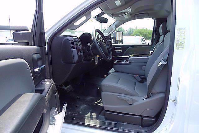 2021 Chevrolet Silverado 5500 Regular Cab DRW 4x4, PJ's Landscape Dump #CM75630 - photo 9