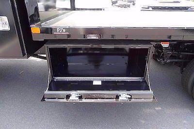 2021 Silverado 5500 Regular Cab DRW 4x4,  PJ's Truck Bodies Landscape Dump #CM75630 - photo 7