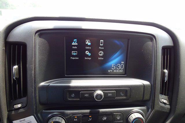 2021 Chevrolet Silverado 5500 Regular Cab DRW 4x4, PJ's Landscape Dump #CM75631 - photo 17