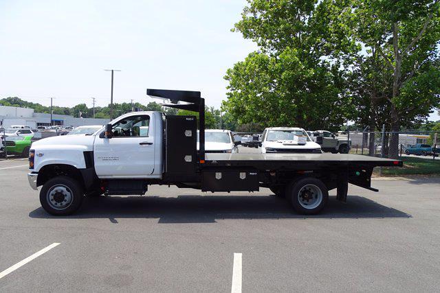 2021 Chevrolet Silverado 5500 Regular Cab DRW 4x4, PJ's Landscape Dump #CM75631 - photo 4