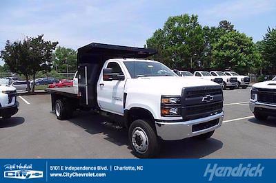 2021 Chevrolet Silverado 5500 Regular Cab DRW 4x4, PJ's Platform Body #CM75632 - photo 1