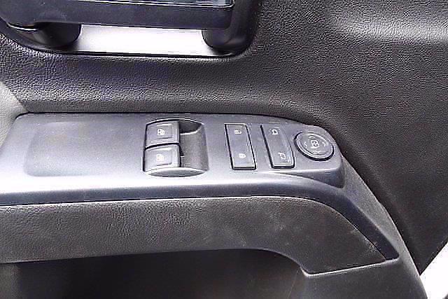 2021 Silverado 5500 Regular Cab DRW 4x2,  PJ's Truck Bodies Platform Body #CM75636 - photo 9