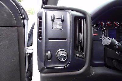 2021 Silverado 5500 Regular Cab DRW 4x2,  PJ's Truck Bodies Platform Body #CM75636 - photo 11