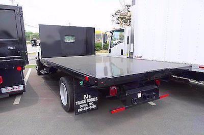 2021 Silverado 5500 Regular Cab DRW 4x2,  PJ's Truck Bodies Platform Body #CM75636 - photo 4