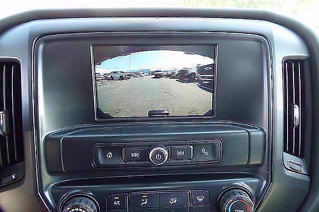 2021 Silverado 5500 Regular Cab DRW 4x2,  PJ's Truck Bodies Platform Body #CM75637 - photo 17