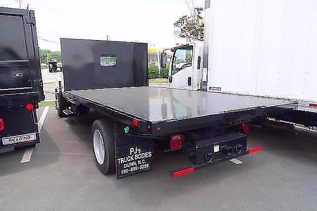 2021 Silverado 5500 Regular Cab DRW 4x2,  PJ's Truck Bodies Platform Body #CM75637 - photo 5