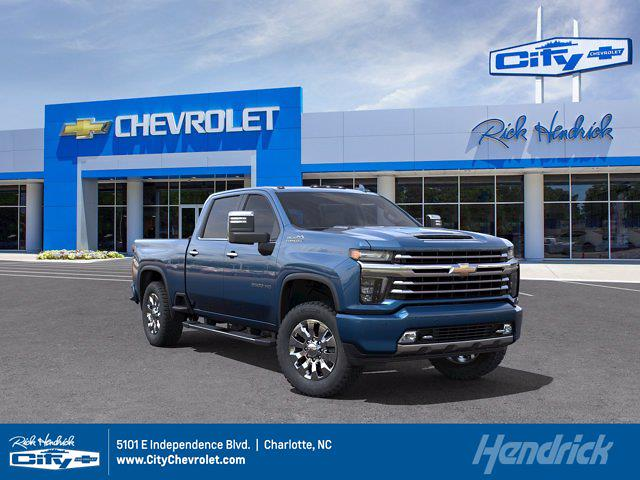 2021 Chevrolet Silverado 2500 Crew Cab 4x4, Pickup #CM77015 - photo 1