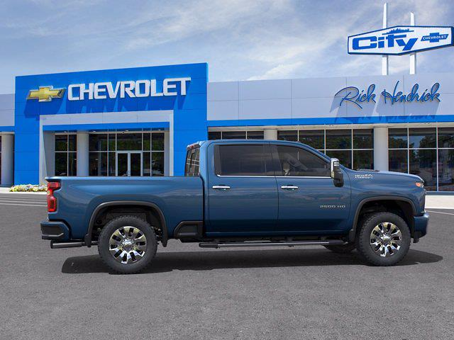 2021 Chevrolet Silverado 2500 Crew Cab 4x4, Pickup #CM77015 - photo 5