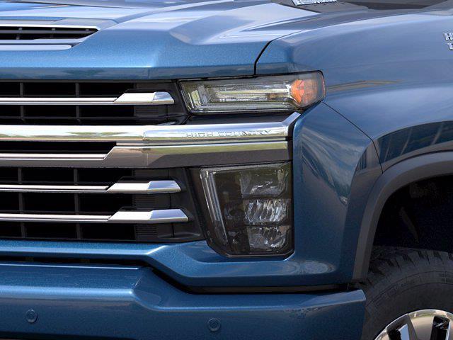 2021 Chevrolet Silverado 2500 Crew Cab 4x4, Pickup #CM77015 - photo 8