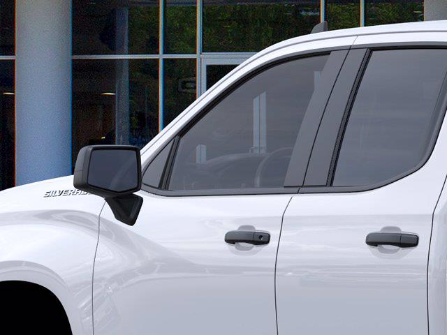 2021 Chevrolet Silverado 1500 Double Cab 4x2, Pickup #FM79721 - photo 10