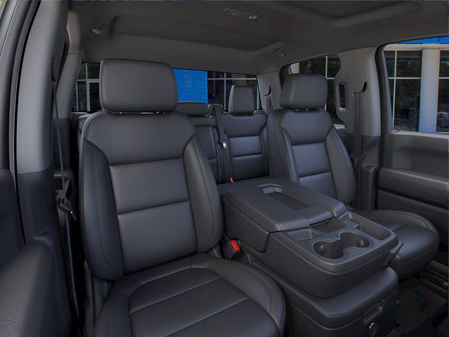 2021 Chevrolet Silverado 1500 Double Cab 4x2, Pickup #FM79721 - photo 13