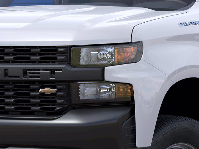 2021 Chevrolet Silverado 1500 Double Cab 4x2, Pickup #FM79721 - photo 8