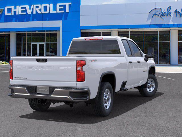2021 Chevrolet Silverado 2500 Double Cab 4x4, Pickup #CM79828 - photo 2