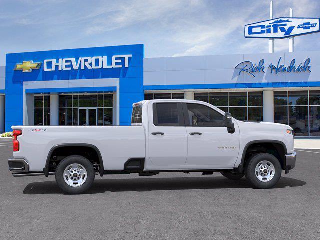 2021 Chevrolet Silverado 2500 Double Cab 4x4, Pickup #CM79828 - photo 5