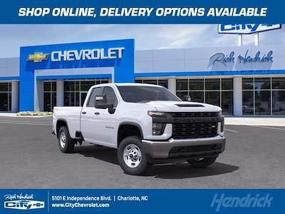2021 Chevrolet Silverado 2500 Double Cab 4x4, Pickup #CM79828 - photo 1