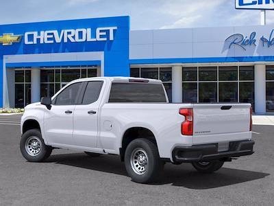 2021 Chevrolet Silverado 1500 Double Cab 4x2, Pickup #CM80207 - photo 4