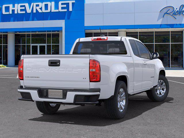 2021 Chevrolet Colorado Extended Cab 4x2, Pickup #FM80771 - photo 2