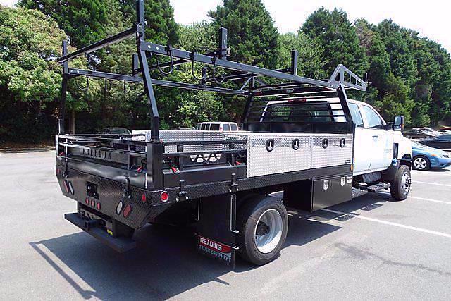 2021 Chevrolet Silverado 4500 Crew Cab DRW 4x4, Freedom Contractor Body #CM83932 - photo 1
