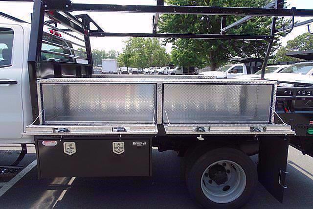2021 Chevrolet Silverado 4500 Crew Cab DRW 4x4, Freedom Contractor Body #CM83932 - photo 6