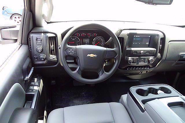 2021 Chevrolet Silverado 4500 Crew Cab DRW 4x4, Freedom Contractor Body #CM83932 - photo 8