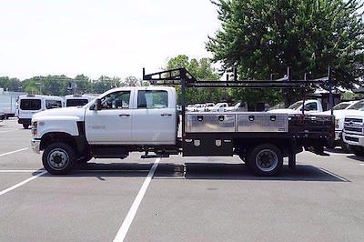 2021 Chevrolet Silverado 4500 Crew Cab DRW 4x4, Freedom Contractor Body #CM83932 - photo 4