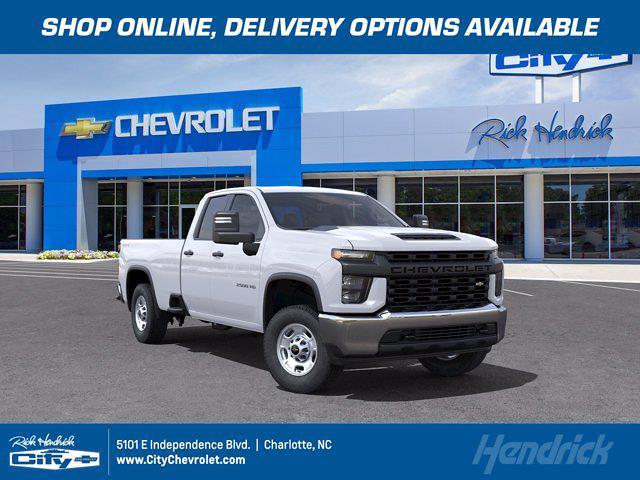 2021 Chevrolet Silverado 2500 Double Cab 4x4, Pickup #CM88568 - photo 1