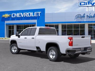 2021 Chevrolet Silverado 2500 Double Cab 4x4, Pickup #CM88568 - photo 4