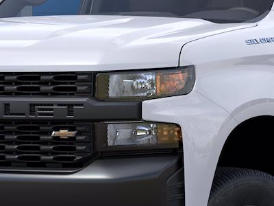 2021 Chevrolet Silverado 1500 Crew Cab 4x4, Pickup #CM88631 - photo 8