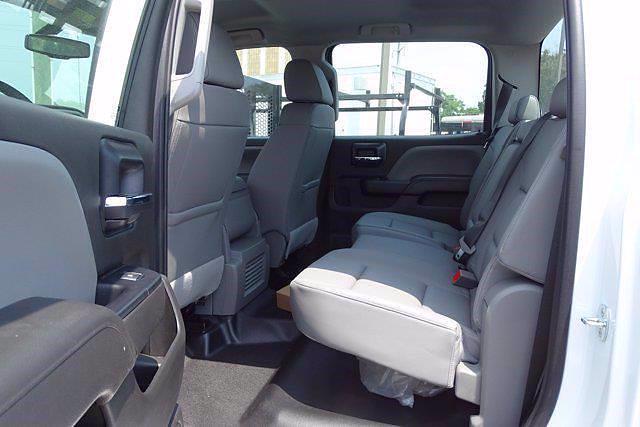 2021 Silverado 5500 Crew Cab DRW 4x4,  Cab Chassis #CM91782 - photo 18