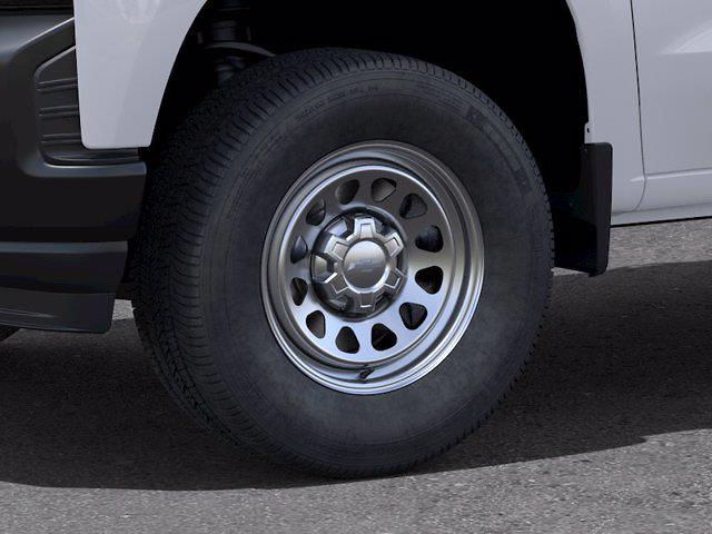 2021 Chevrolet Silverado 1500 Double Cab 4x2, Pickup #CM94494 - photo 7