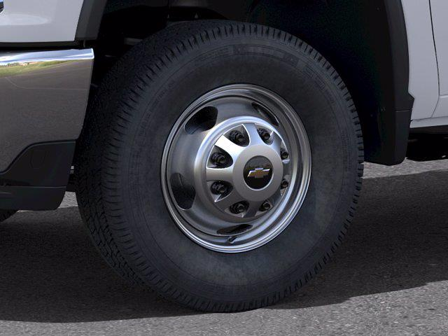 2021 Chevrolet Silverado 3500 Crew Cab 4x2, Knapheide Steel Service Body #CM96287 - photo 7